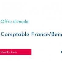 Comptable France/Benelux bilingue français/néerlandais